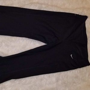 Nike cropped running leggings